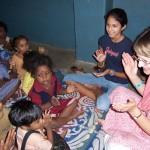 Natascha & Debbie Yogachandra with children