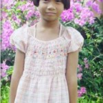 Sao was born on January 18, 2004. Her mother passed away when Sao was only four years old due to alcoholism. Her father scavenges at the garbage dump. When he became ill, the Social Services Department brought her to the shelter home. She will be attending Year 1 in primary school.